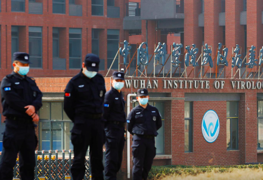 WHO team probing COVID-19 visits Wuhan lab, meets 'Bat Woman'
