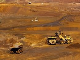 Iron ore futures rebound as Brazil's Vale reports subdued 2020 output