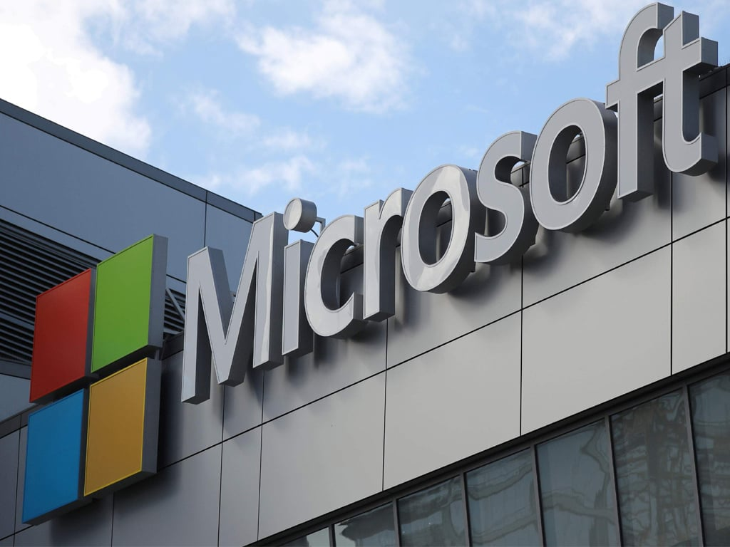 Microsoft cuts funds to politicians who deny US vote outcome