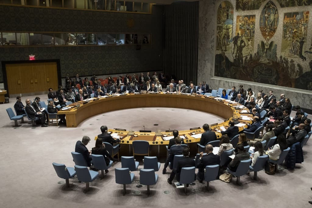 Image result for UN Security Council urges Somalis to decide quickly on elections