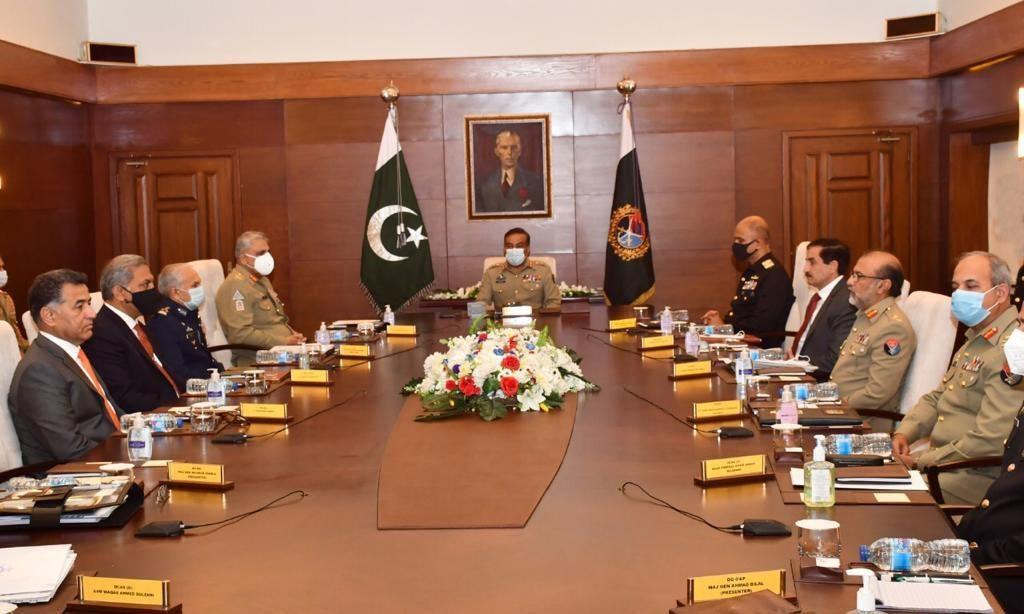 Pakistan to continue supporting Kashmiris: JCSC meeting