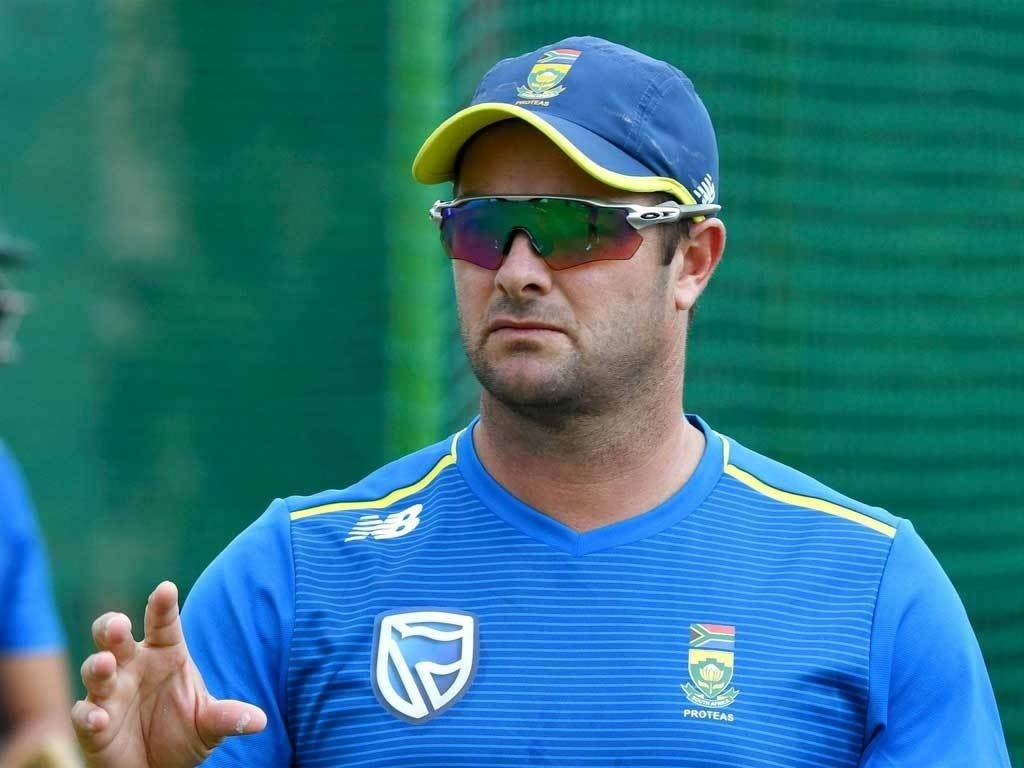Lot of great lessons to learn by touring Pakistan, says South African coach, Mark Boucher
