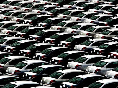 European new car sales drop by 25.7% y/y in January