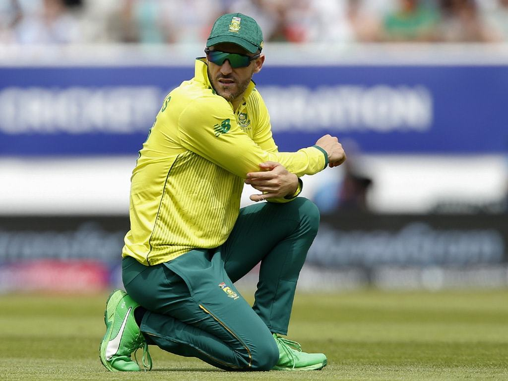 South Africa's Du Plessis retires from tests to focus on T20 World Cups