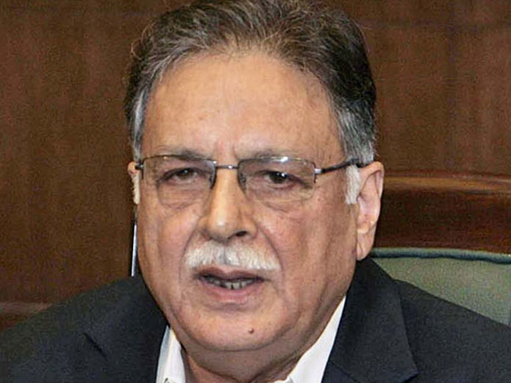 Pervaiz Rasheed challenges rejection of nomination papers for Senate polls