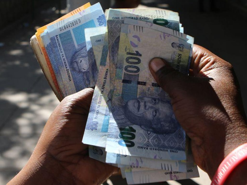 South Africa's rand slides as rising US yields sour risk demand