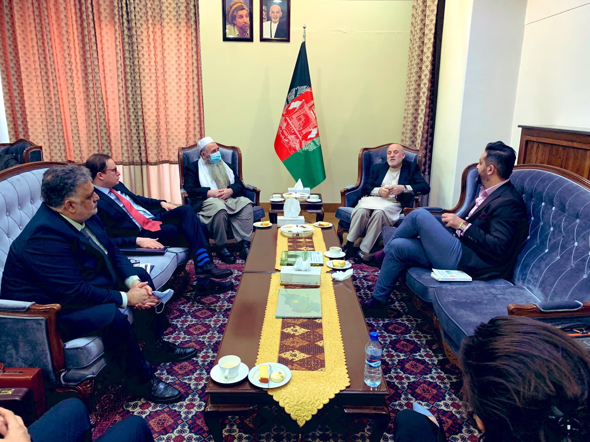 Afghan delegation to arrive in Islamabad today