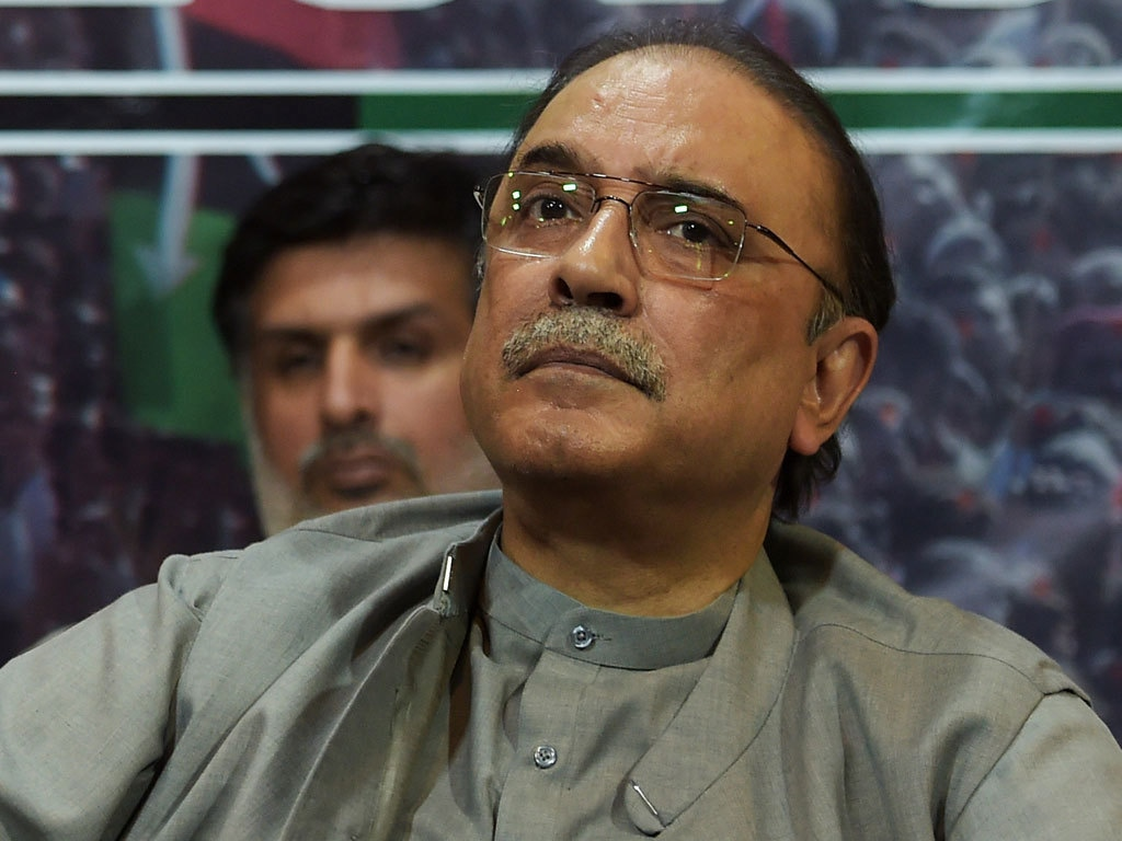 PPP will be the largest party in Senate: Asif Zardari