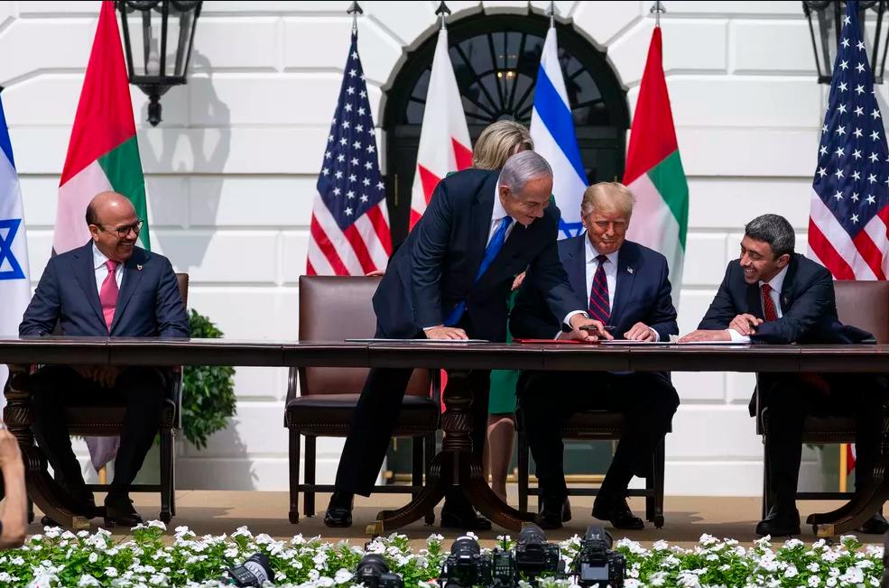 Israel in talks to establish 4-nation defense alliance with Saudi, UAE and Bahrain