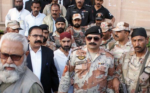 Uzair Baloch gets clean chit in police station attack case