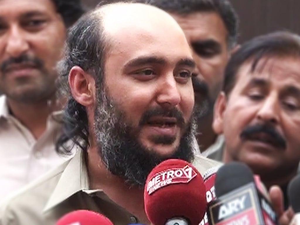 Leaked video: Ali Haider Gilani admits meeting PTI lawmaker