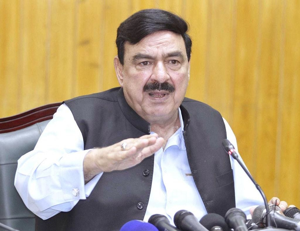 Ruling PTI is set to emerge as largest party in Senate: Sheikh Rasheed