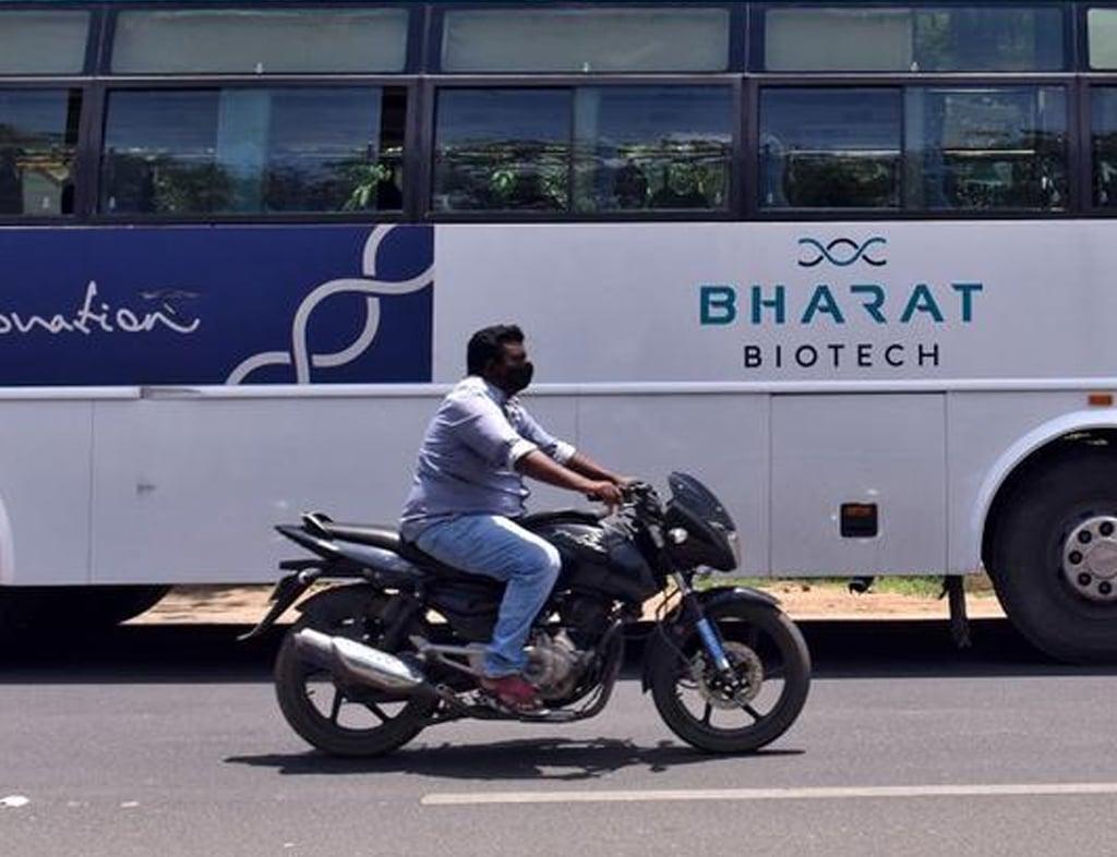 Bharat Biotech's COVID-19 shot 81pc effective