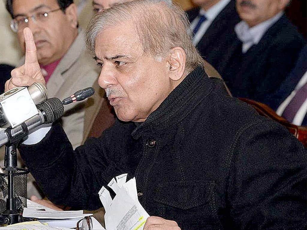 Shehbaz advised against traveling for over a week