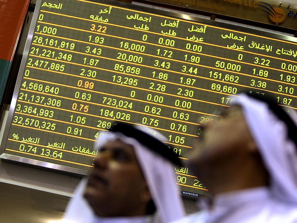 Egypt blue-chip index climbs