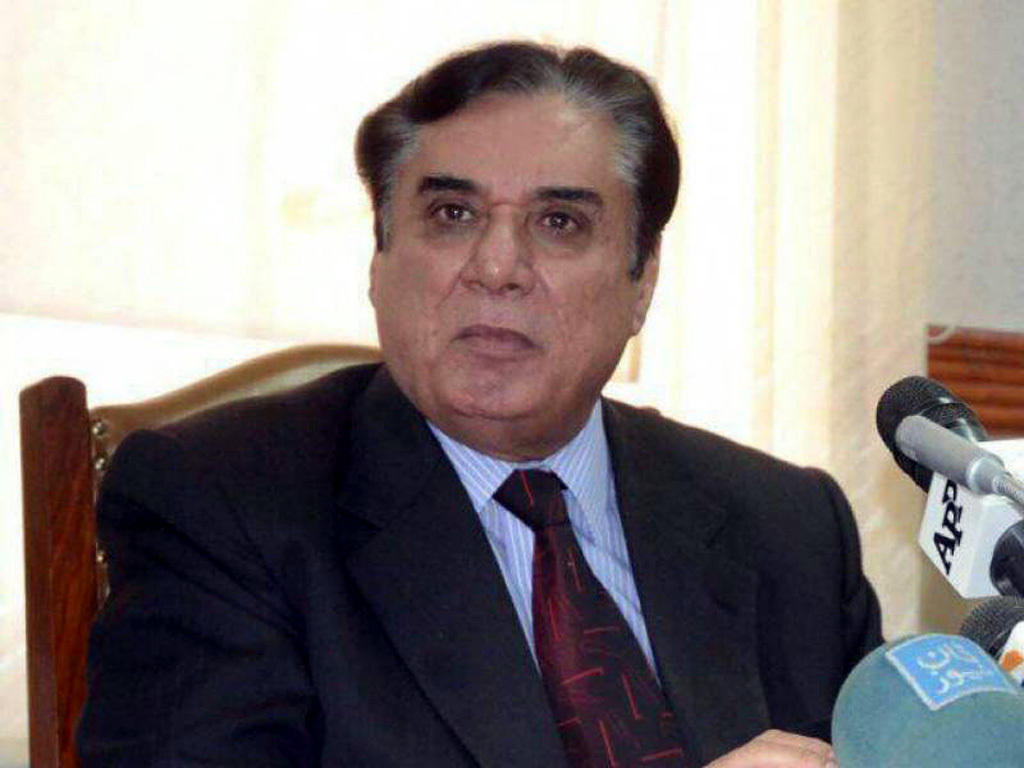Transparency in CPEC projects: Accord signed with China, says NAB chairman