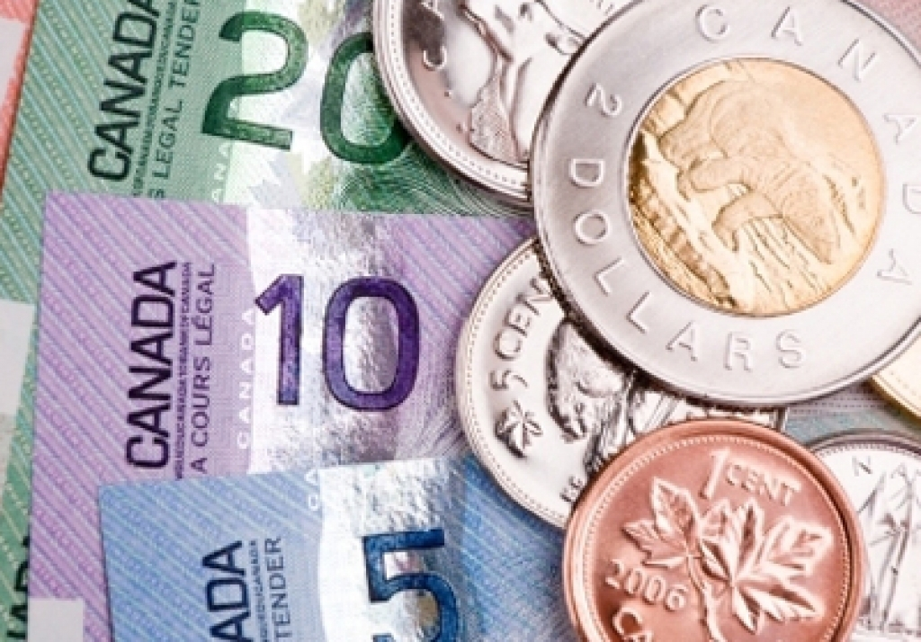Canadian dollar tracks oil higher; BoC skips changing rate guidance