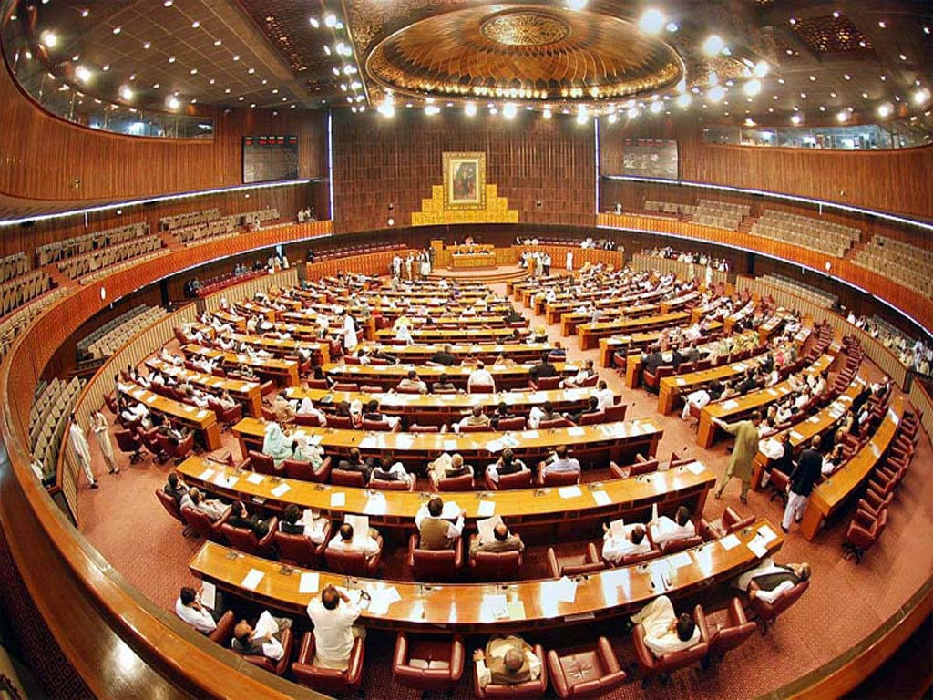 Power surcharge bill passed by NA body