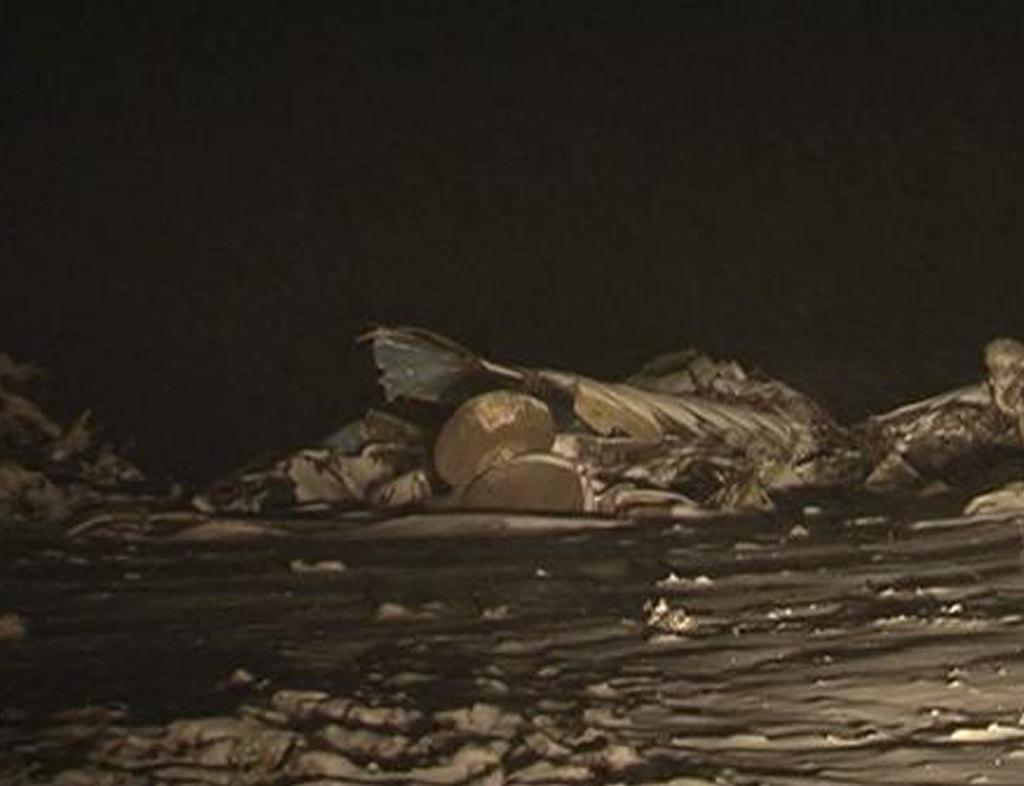 Kazakh military plane crash in Almaty kills four
