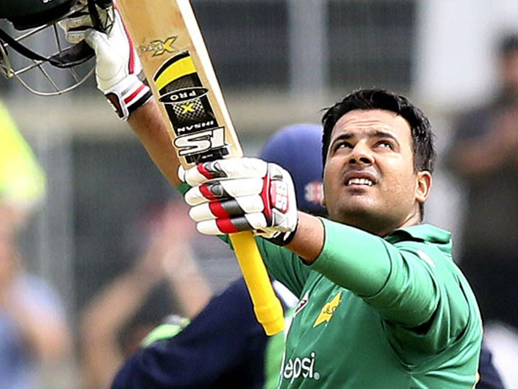 Sharjeel happy with Pakistan welcome after return from ban