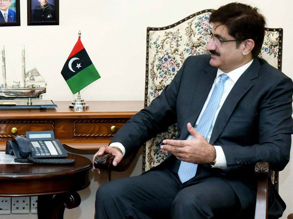 Rs5.7bn 10 mega uplift projects in city completed, 10 others in progress: CM Sindh
