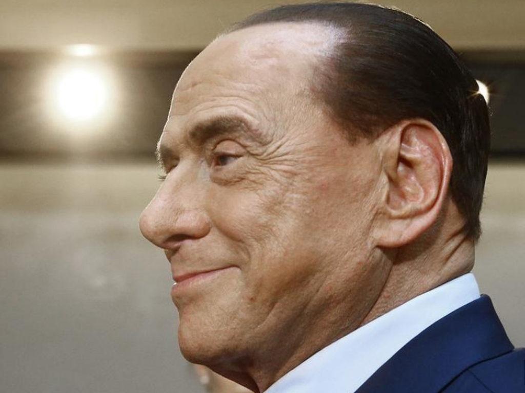 Italy's ex-PM Berlusconi hospitalised again