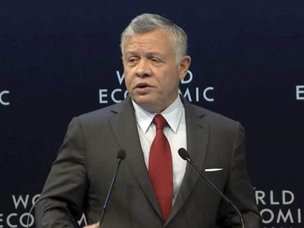 Jordan king says palace crisis 'over'