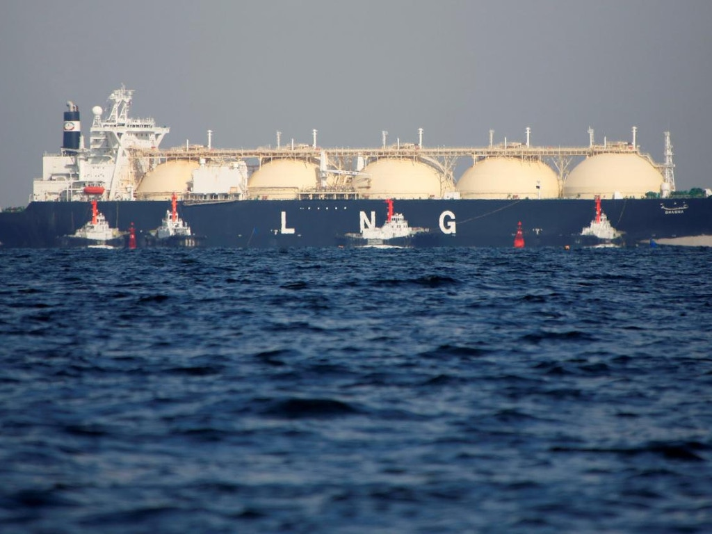 US LNG exports set to fall to 6-week low on Corpus Christi maintenance
