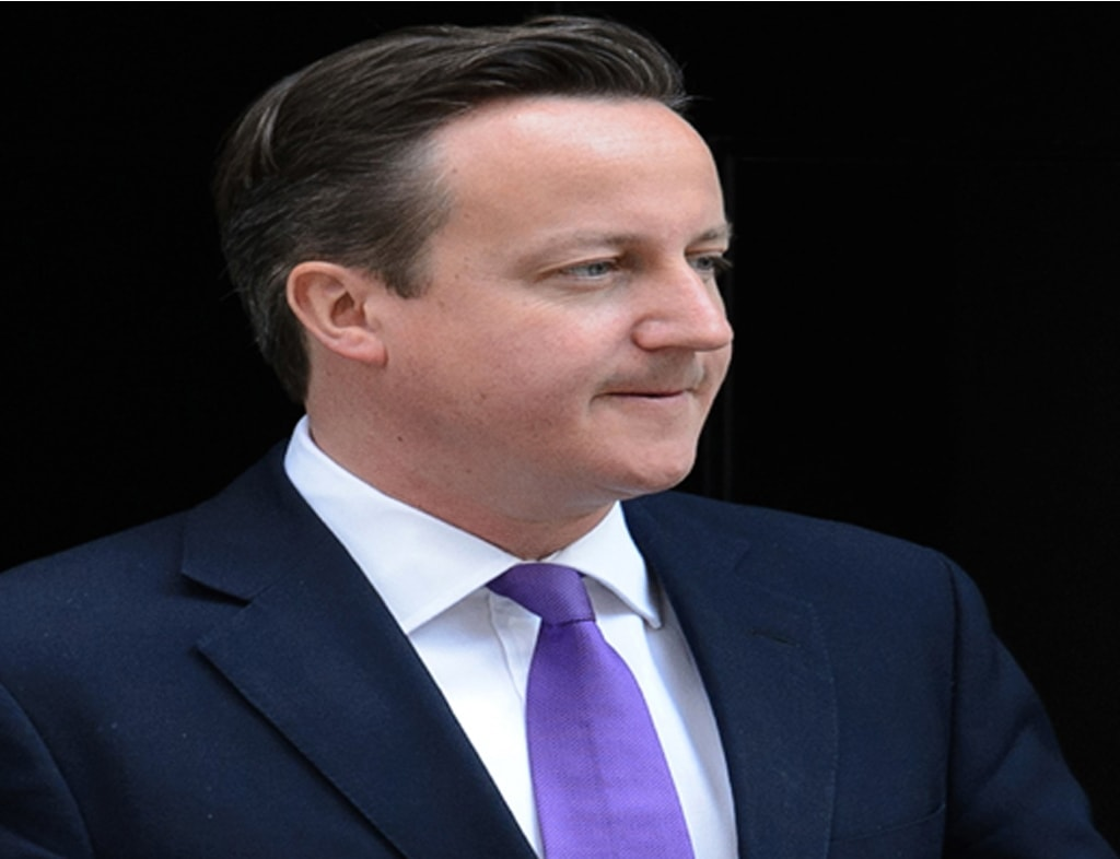 Britain opens official probe into former PM Cameron's lobbying