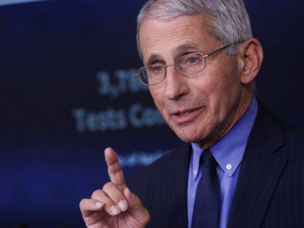 AstraZeneca shot is good if safety issues can be overcome, US official Fauci says