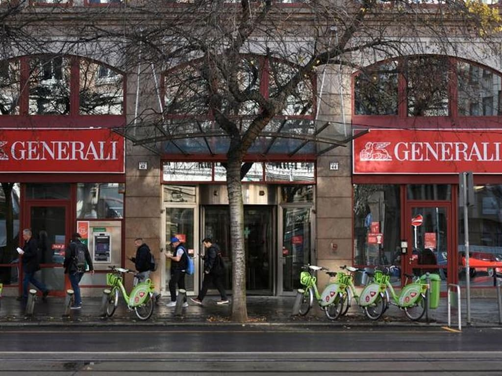 Generali to discuss possible Malaysia, Russia deals