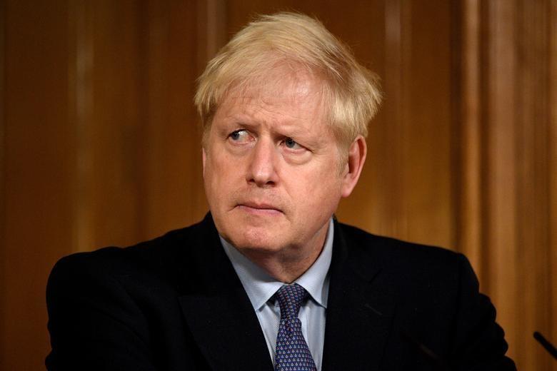 UK PM Johnson cancels trip to India due to coronavirus worries