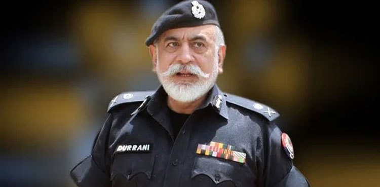 Former IG KP Nasir Khan Durrani succumbs to COVID-19