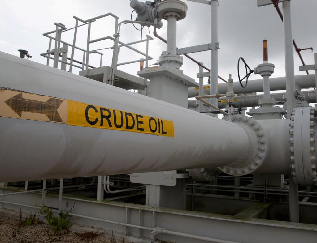 Saudi crude exports drop to eight-month low in February