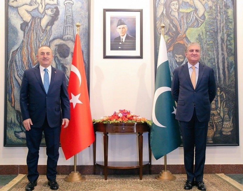 FM Qureshi thanks Turkey for giving impetus to Afghan peace process