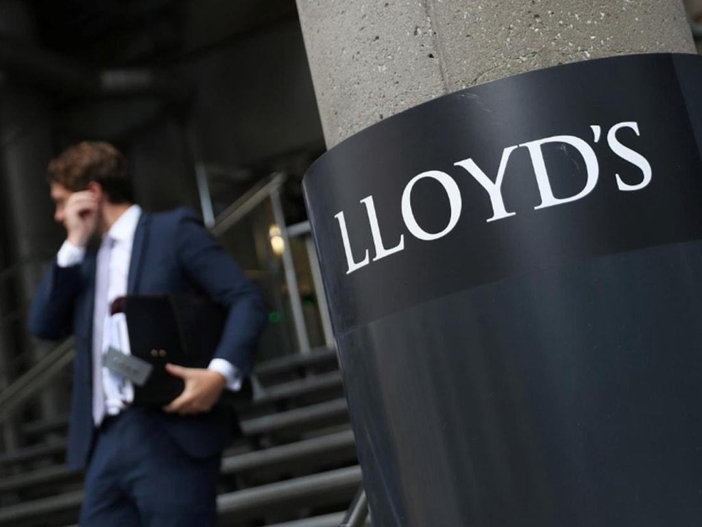 Lloyds bank profit jumps as UK economy begins recovery