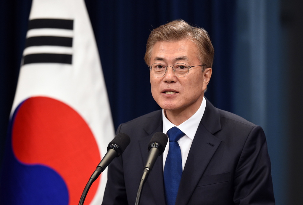 South Korea's Moon to visit Biden on May 21