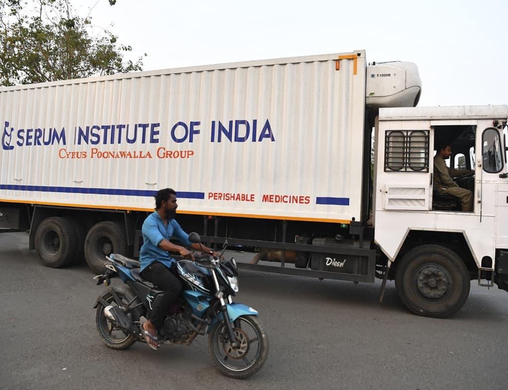 India's Serum Institute 'to invest in UK'