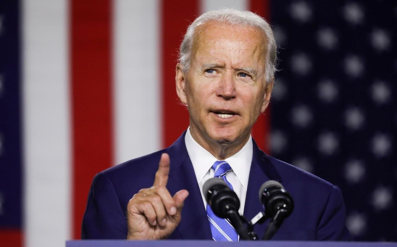 Biden says Republicans have lost their way in 'mini-revolution'