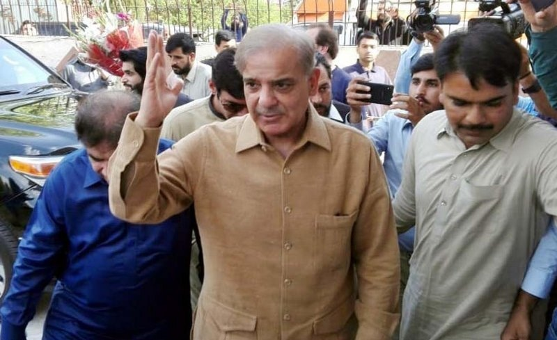 LHC reserves verdict on removal of Shehbaz Sharif's name from blacklist
