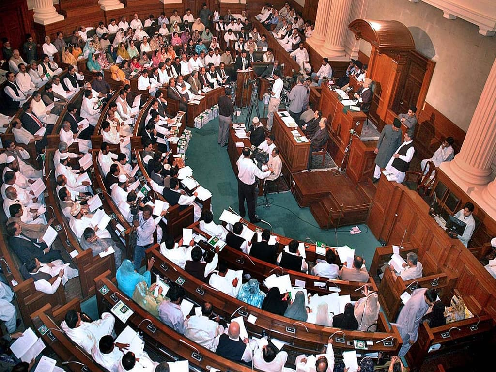 Punjab Assembly session: MPAs annoyed over absence of ministers