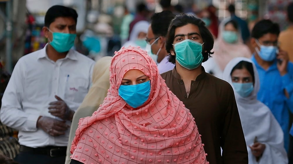 COVID-19 crisis: Pakistan reports 118 deaths, 3,785 new infections in 24 hours