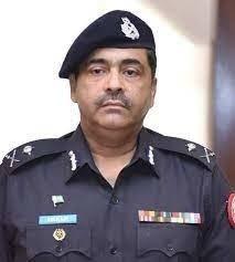 Imran Yaqoob Minhas made new Karachi police chief