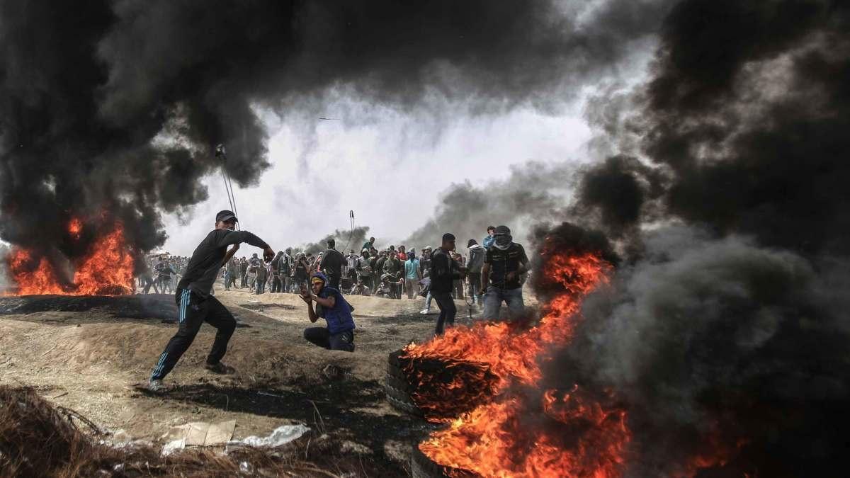 Jewish-Arab communal riots erupt in Israel's cities as Gaza conflict intensifies