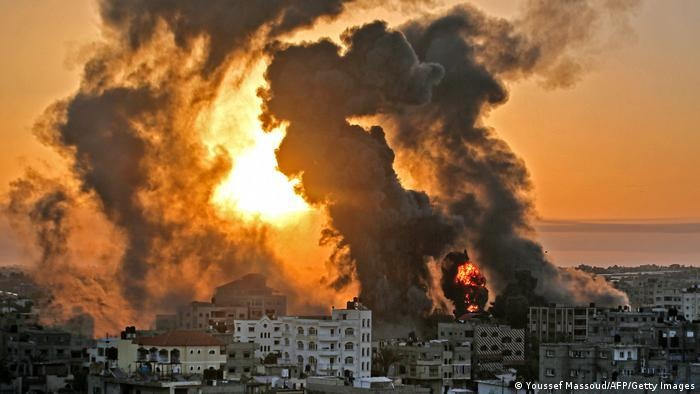 Israel sends air, ground troops to Gaza as conflict intensifies