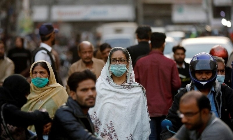 Pakistan reports 2517 new COVID-19 cases, 48 deaths in 24 hours