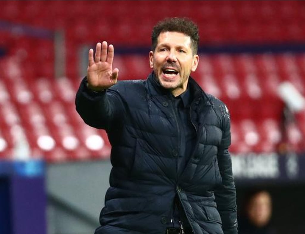 Simeone urges Suarez to come out of slump and fire Atletico to title