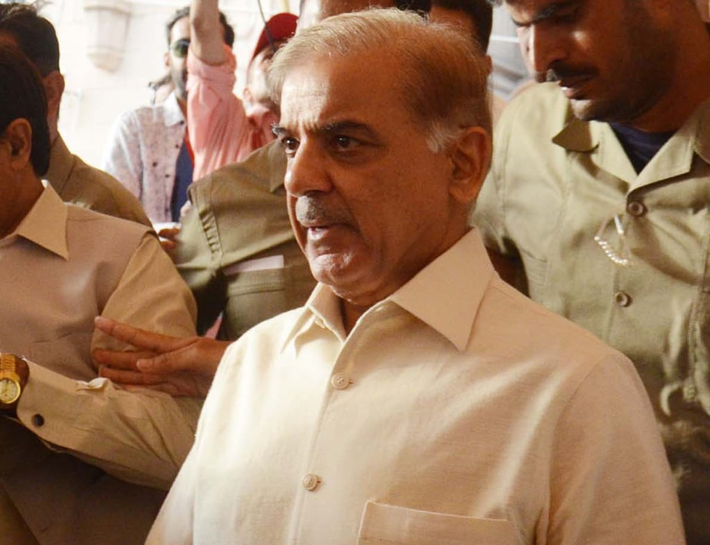 Shehbaz moves LHC seeking implementation of court order