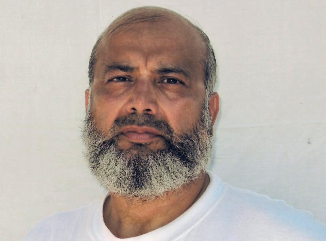US approves release of oldest Guantanamo prisoner - a Pakistani man accused of ties with Al-Qaeda