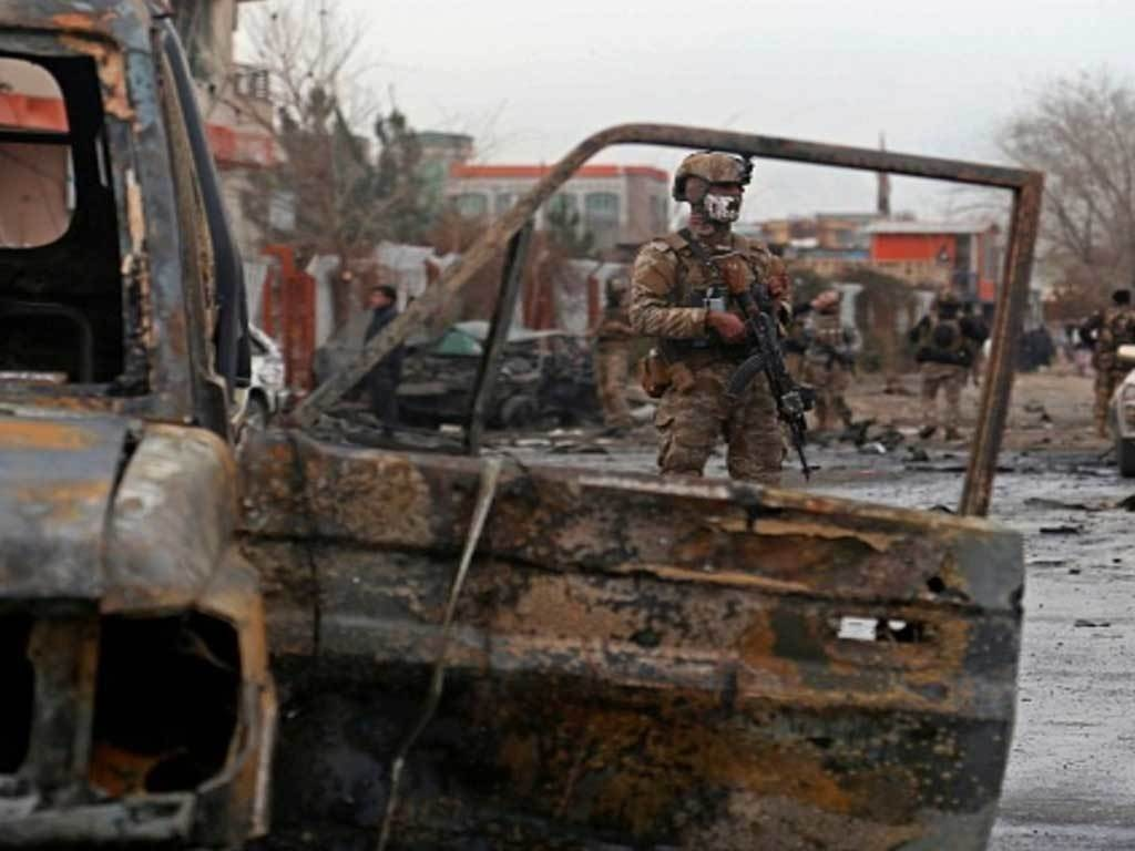 Islamic State remains 'potent' force in Afghanistan, says US envoy